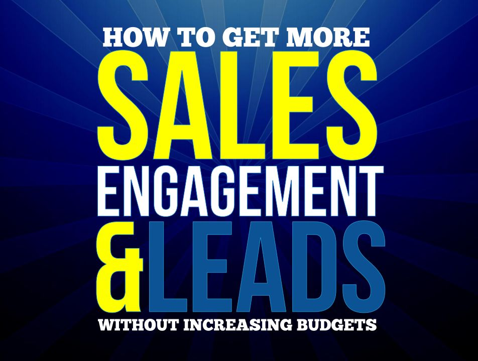 How To Get More Sales On Facebook Without Increasing Your