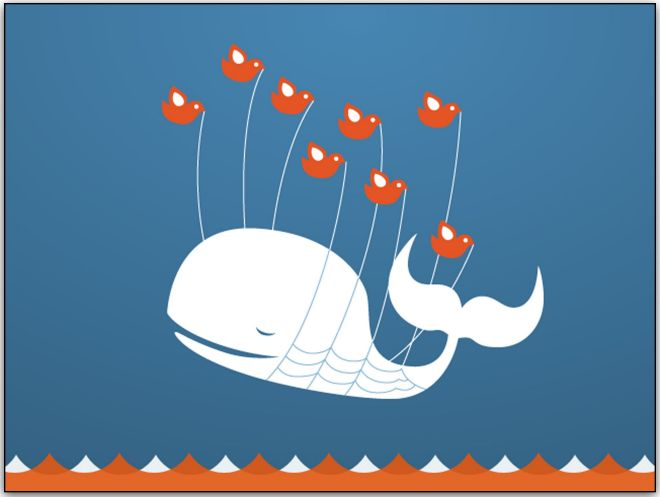 Twitter fail whale power of twitter Social Media Marketing World 2015