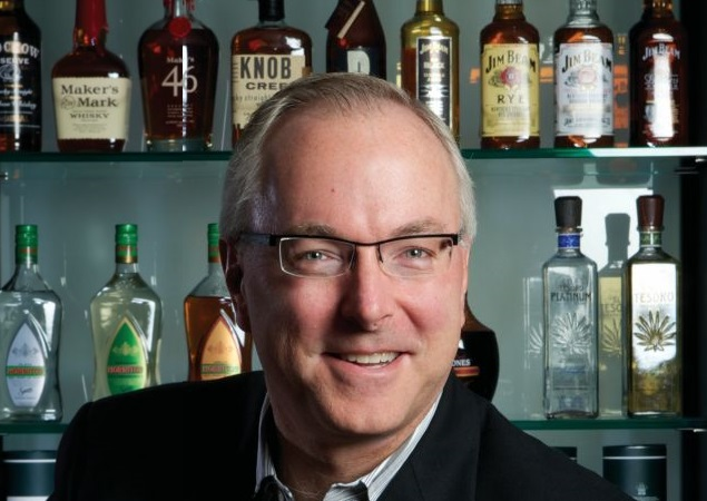 Bill Newlands Beam Global Spirits Jim Beam Smart Business